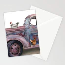 The Flock Spot Stationery Cards