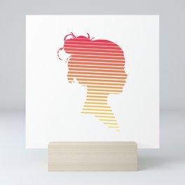 XX Mini Art Print