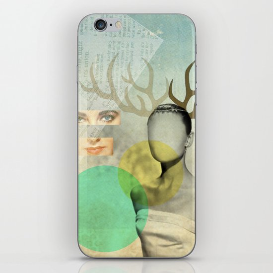 Audreys Virtue iPhone & iPod Skin