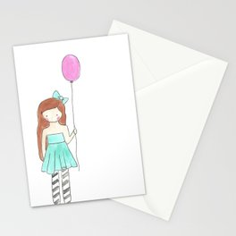 Charlie's Balloon Stationery Cards