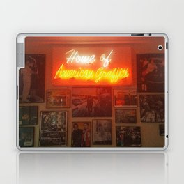 American Graffiti Laptop & iPad Skin