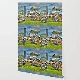 Fowler T3 Road Roller Wallpaper