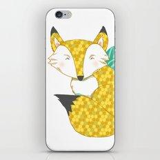 Fashionable Fox iPhone & iPod Skin