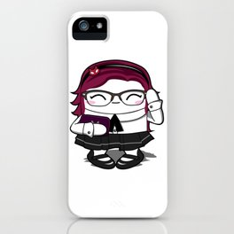 Kawaii Gothic Chic iPhone Case