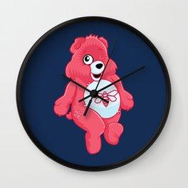breaking bear. Wall Clock