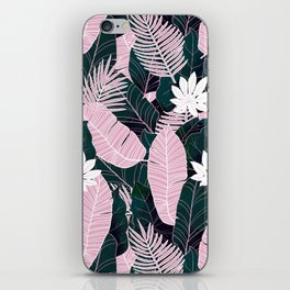 leaves // aloha iPhone Skin