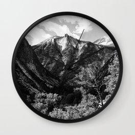 Paradise Valley, Kings River Canyon Wall Clock