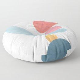 Balancing Stones 21 Floor Pillow