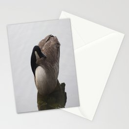 This is my good side Stationery Cards