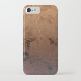 Chute dans Jupiter iPhone Case