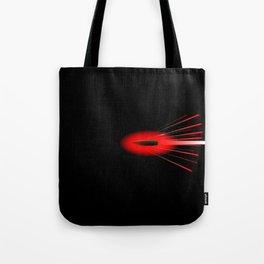 Red Hot Bullet Tote Bag