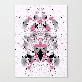 Deep Impression Canvas Print