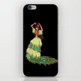 Flamenca! iPhone Skin