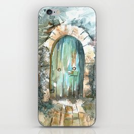 French Door iPhone Skin