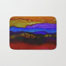 Canyon Sunset Bath Mat