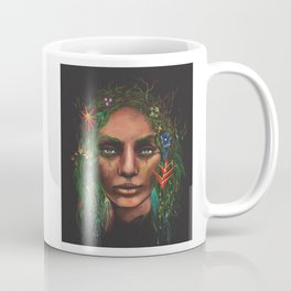 "One With Nature ""Rainforest"" Coffee Mug"