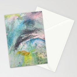 Baby unicorn Stationery Cards