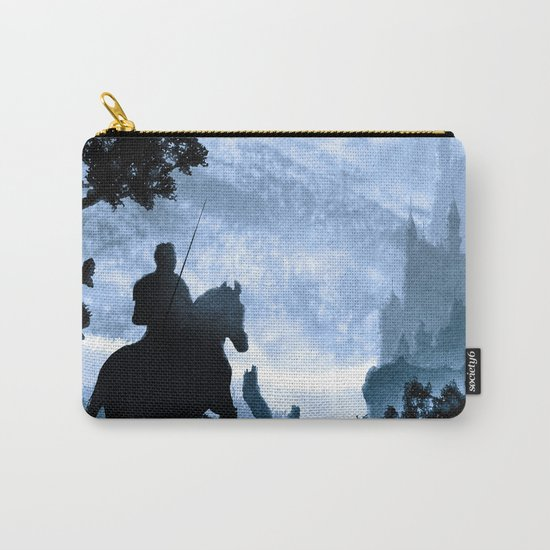 Journey's End Carry-All Pouch