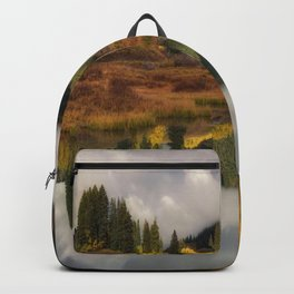 Transition by OLena Art Backpack