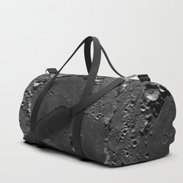 The Dark Side Of The Moon (Mare Moscoviense) Duffle Bag