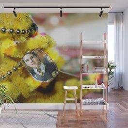 Hufflepuff Christmas - Ernie Wall Mural