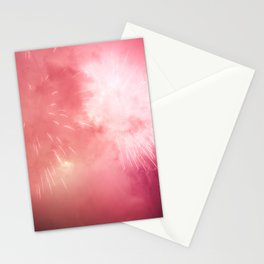 Universe of Fireworks. Stationery Cards