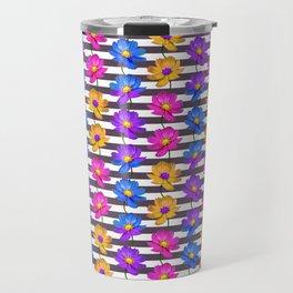 Cray-Cray Cosmos Cascade Travel Mug