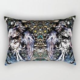 Anthropocene Rectangular Pillow
