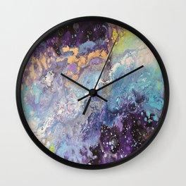 """Light's Travel"" Wall Clock"