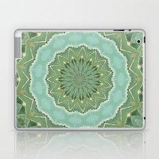 Succulent Mandala Laptop & iPad Skin