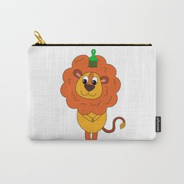I ain't Lion Carry-All Pouch