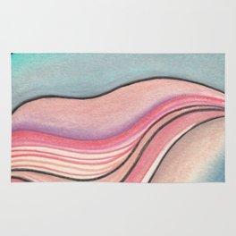 Pastel Marble Rug