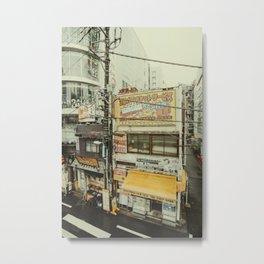 TOKIO V Metal Print