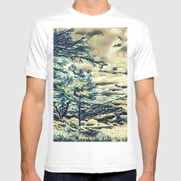 Oriental Hillside T-shirt