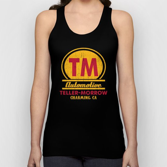 Teller-Morrow Unisex Tank Top
