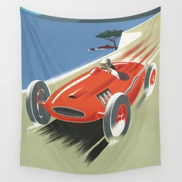 French Riviera Wall Tapestry