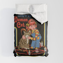 Caring for your Demon Cat Comforters