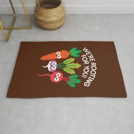 Motivegetable Speakers Rug