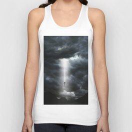 Going Home Unisex Tank Top