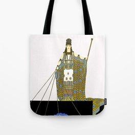 """Art Deco Design """"Hera"""" Tote Bag"""