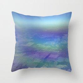 Rainbow View 1 Throw Pillow
