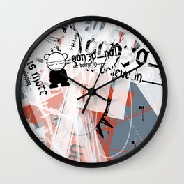 Gonzos Coded, Remixed. 2007_series03_shot02 Wall Clock