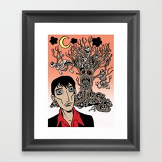 THE TREE OF US Framed Art Print