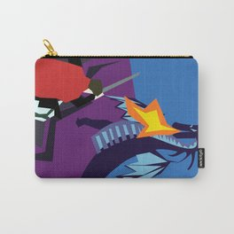 Fight The Dragon Carry-All Pouch