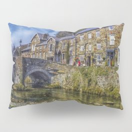 Beddgelert Village Pillow Sham