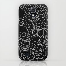 Halloween Horrors Galaxy S4 Slim Case