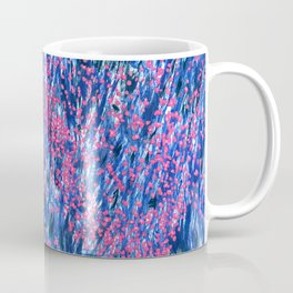 Forget Me Not blue Coffee Mug