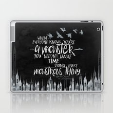 Six of Crows - Monster Laptop & iPad Skin