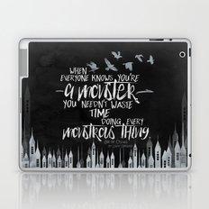 Six of Crows - Monster Laptop & iPad Skin