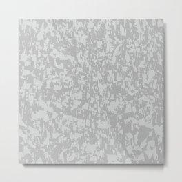 Zinc Plate Background Metal Print